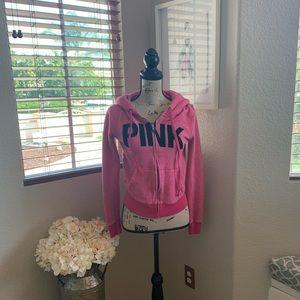PINK zip up ✨